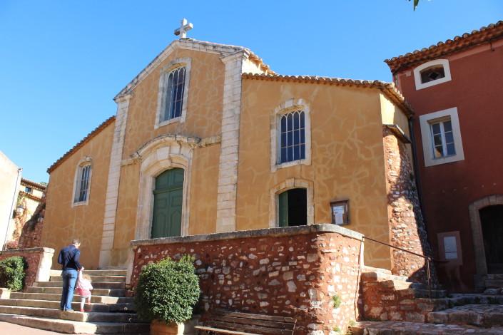 Roussillon Church