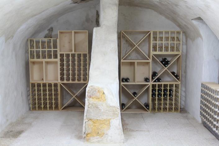 Traditional cellar